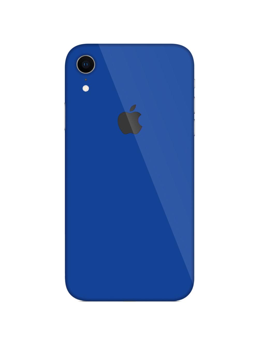 Apple iPhone XR Glossy Vinyl Skin Wrap