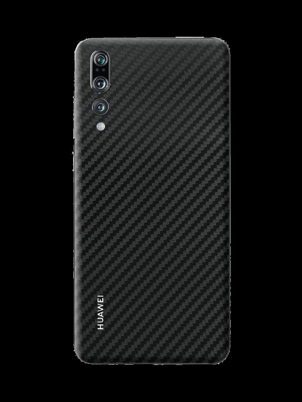 Carbon fibre skin for Huawei P20 Pro