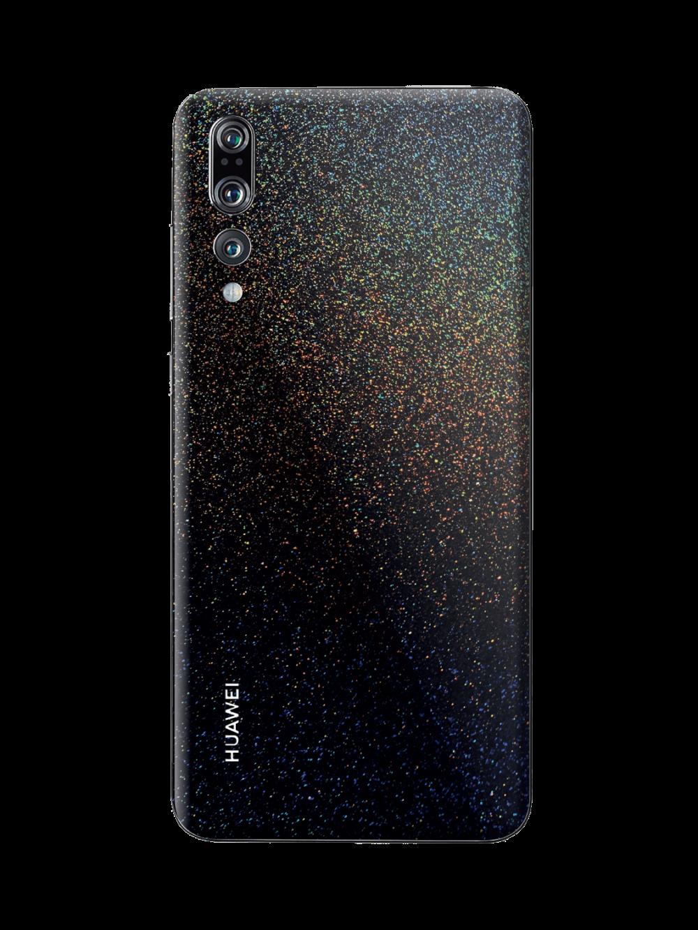 Cosmic morpheus glitter skin for Huawei P20 Pro