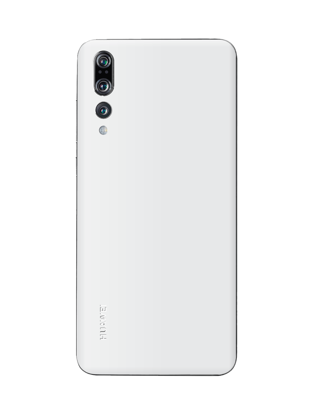 Matt white skin for Huawei P20 Pro