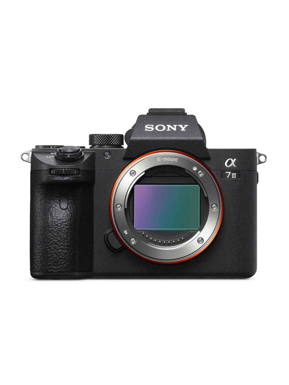 Sony Alpha A7 III Camera Body Skin Wrap