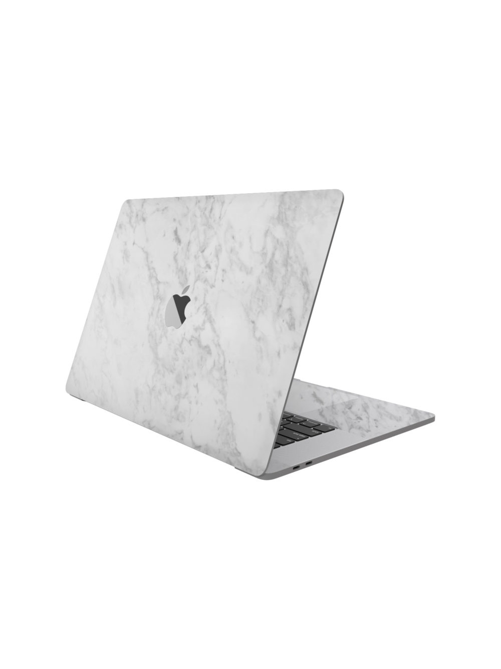 White Marble Skin for Apple Macbook Pro M1 2020