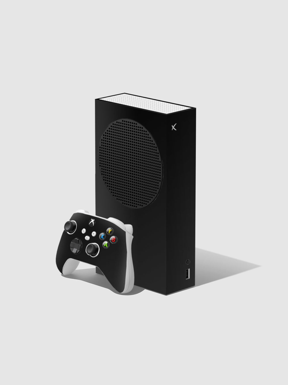 Xbox Series S Console and Controller Skin Wrap